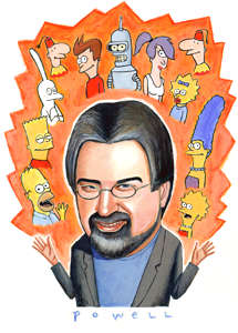 Matt Groening's quote #5