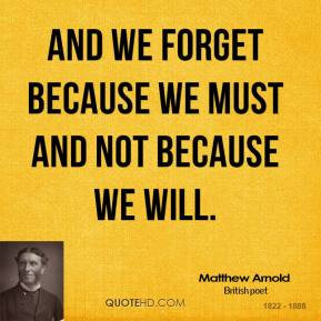 Matthew Arnold's quote #5