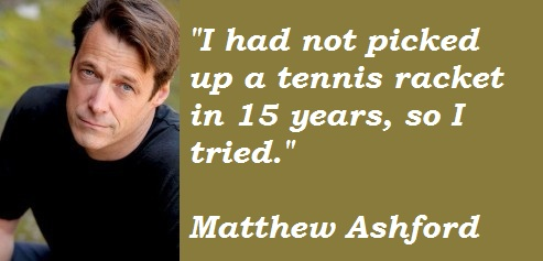 Matthew Ashford's quote #7