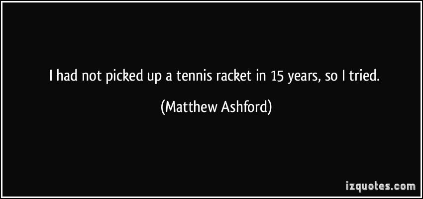 Matthew Ashford's quote #3