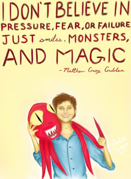 Matthew Gray Gubler's quote #1