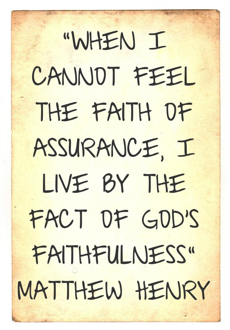 Matthew Henry's quote #4