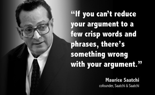 Maurice Saatchi's quote #3