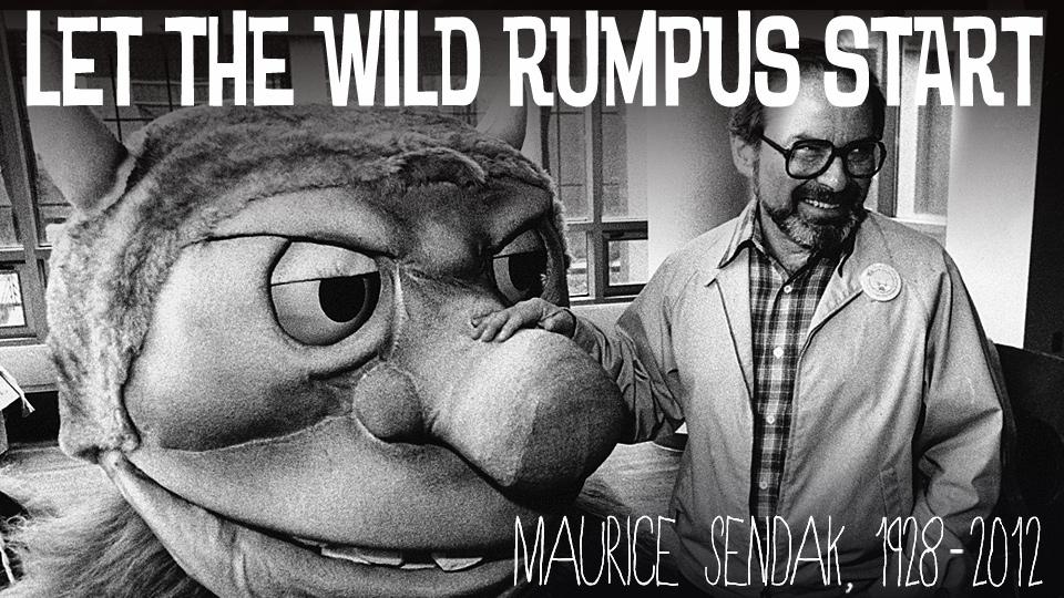 Maurice Sendak's quote #5