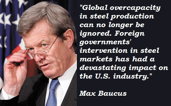 Max Baucus's quote #2