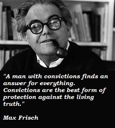 Max Frisch's quote #3