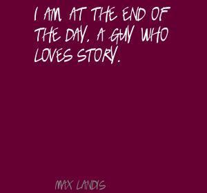 Max Landis's quote #2