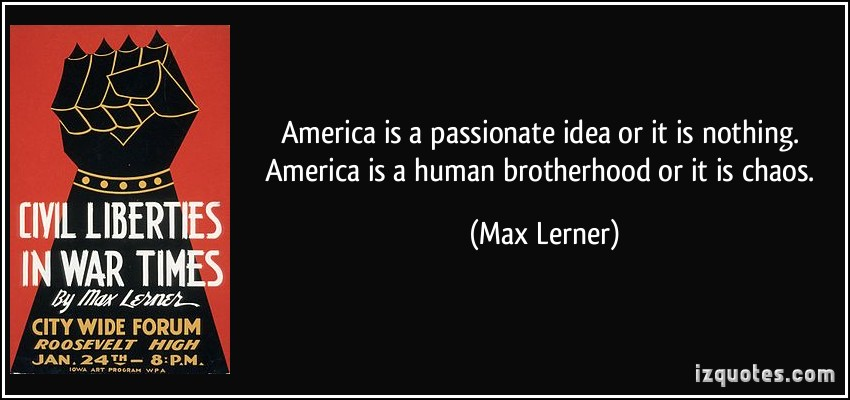 Max Lerner's quote #3