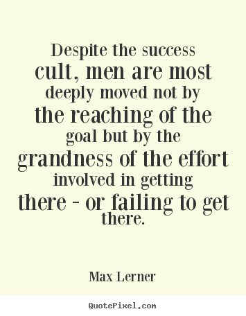 Max Lerner's quote #4