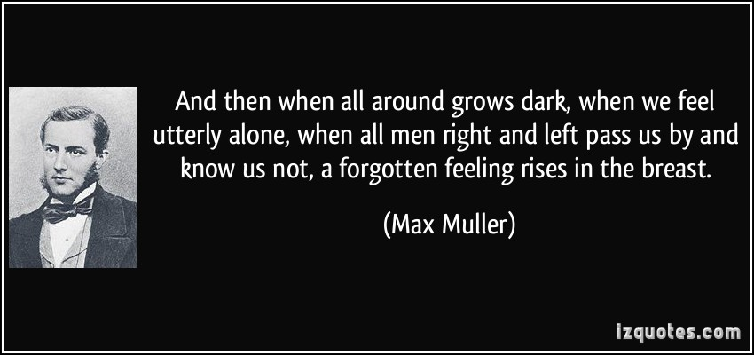 Max Muller's quote #1