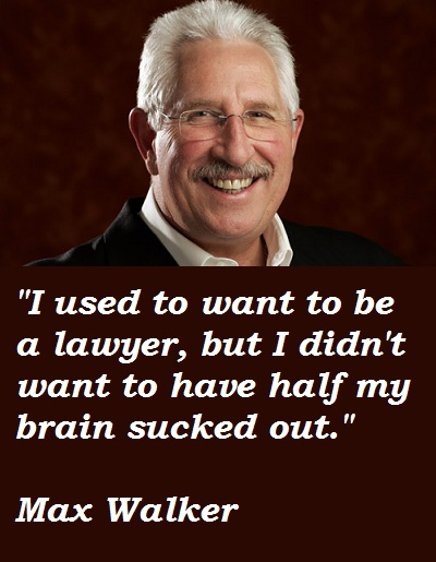 Max Walker's quote #6