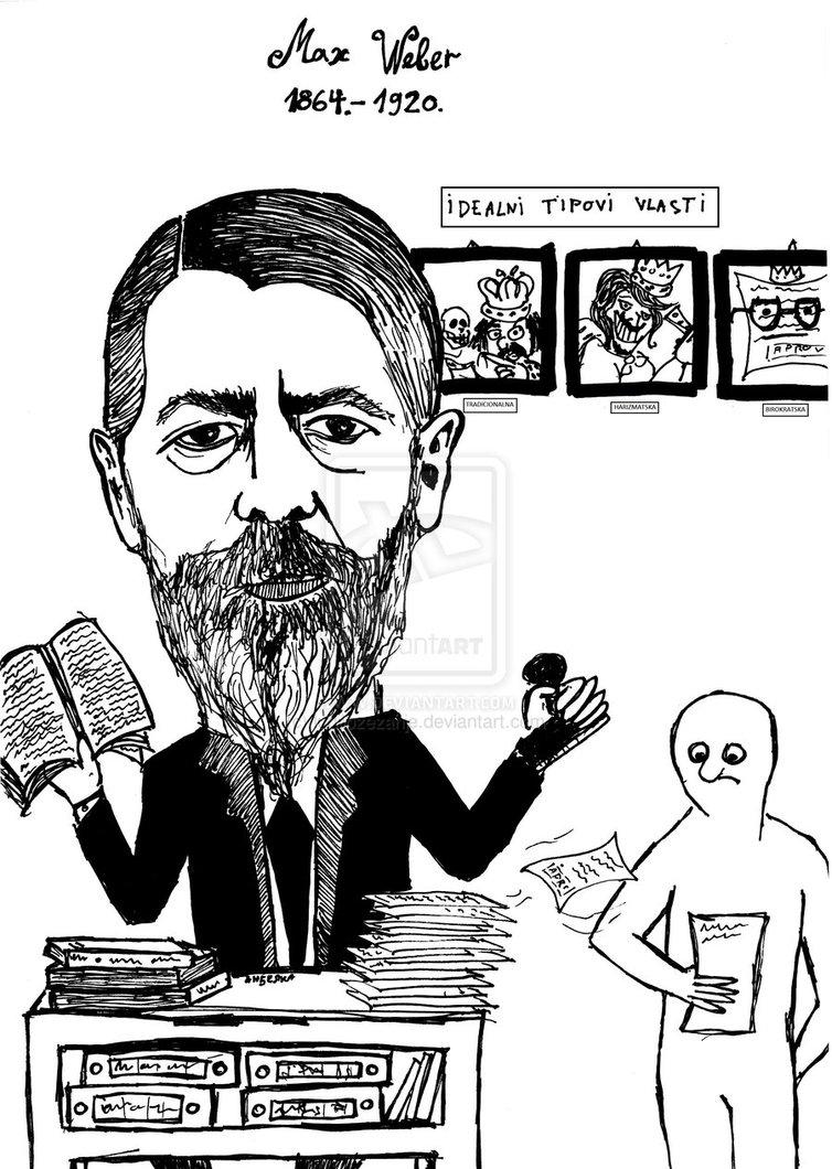 Max Weber's quote #4