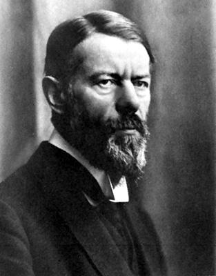 Max Weber's quote #6
