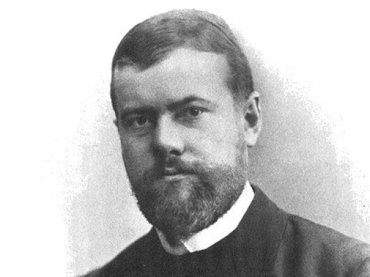 Max Weber's quote #7