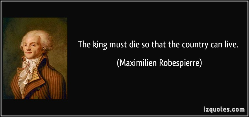 Maximilien Robespierre's quote #2