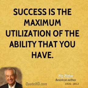 Maximum quote #1