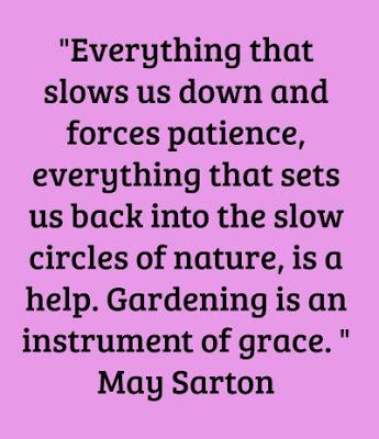 May Sarton's quote #2