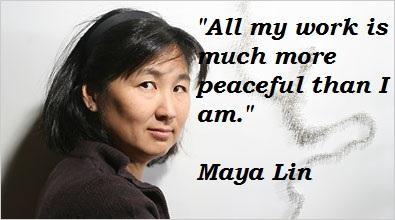 Maya Lin's quote #2
