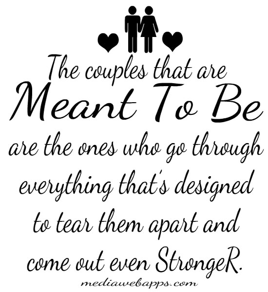 Meant To Be quote #2