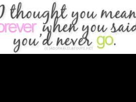 Meant To Be quote #1