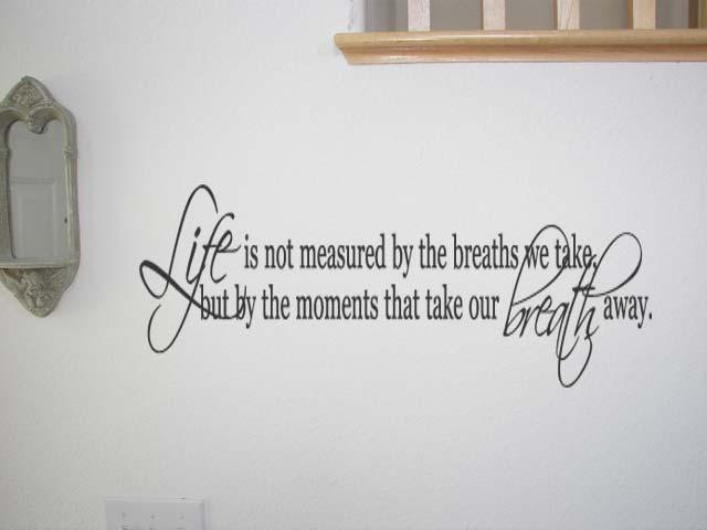 Measured quote #2