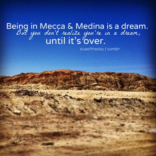 Mecca quote #1