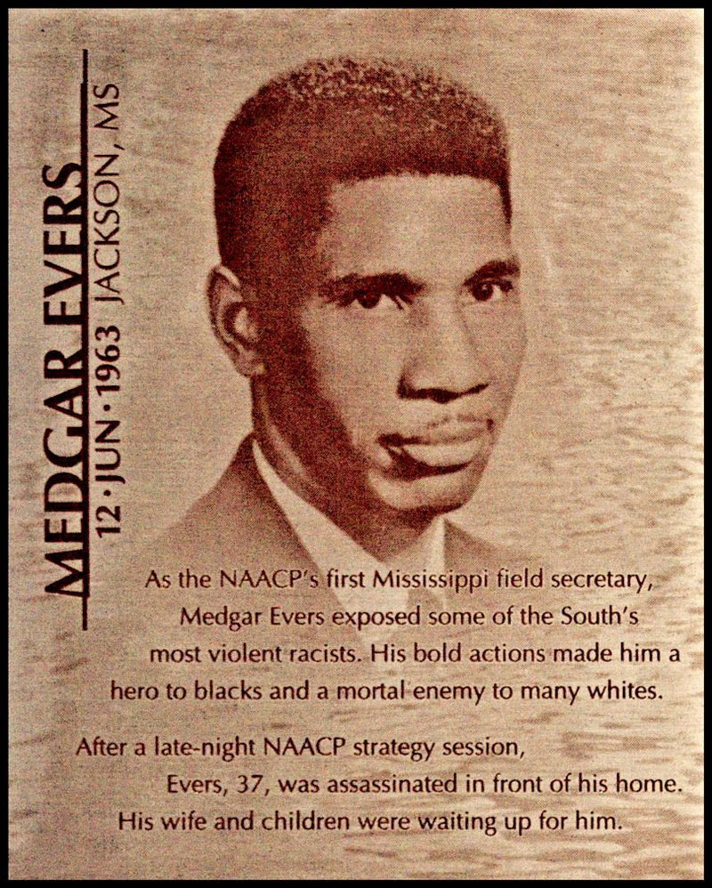 Medgar Evers's quote #1