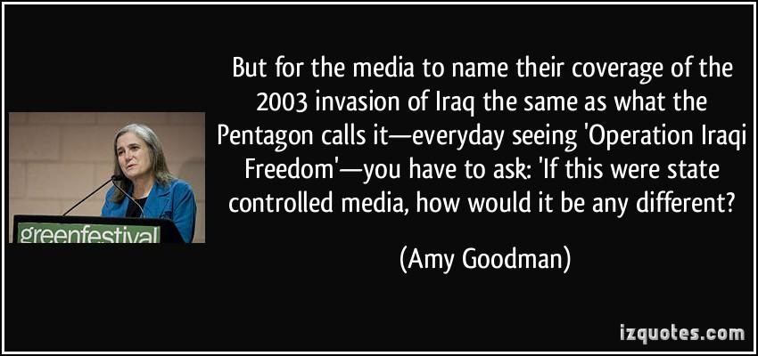 Media Coverage quote #1