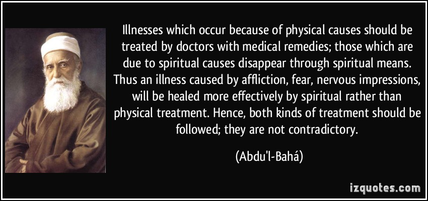 Medical Treatment quote #1