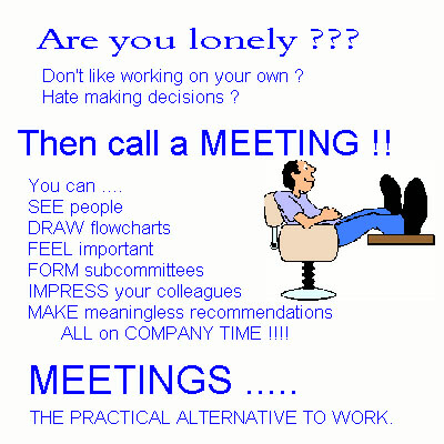 Meetings quote #2