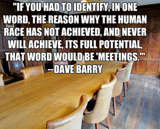 Meetings quote #5