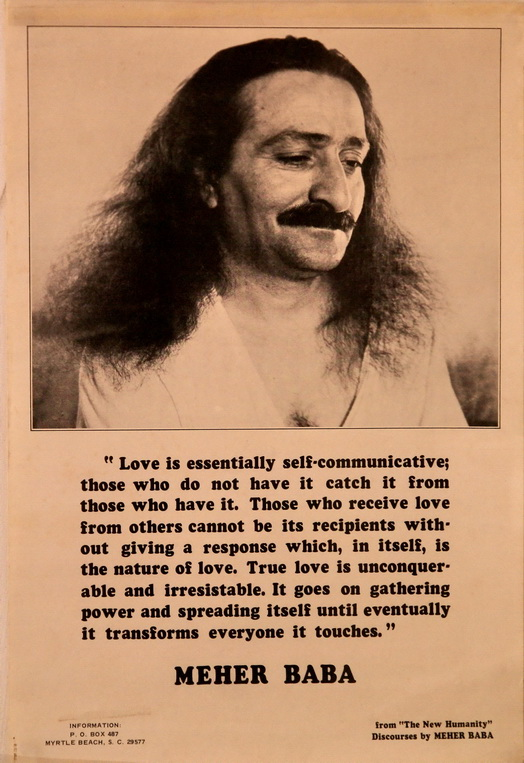 Meher Baba's quote #6