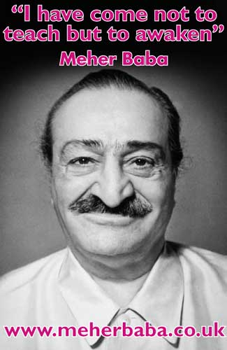 Meher Baba's quote #8