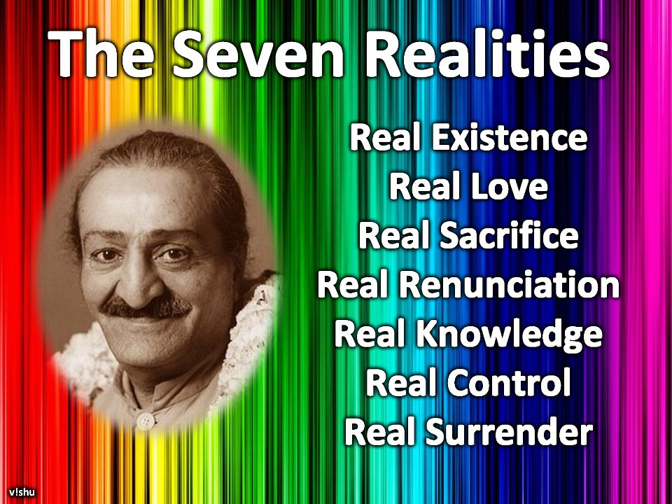 Meher Baba's quote #3
