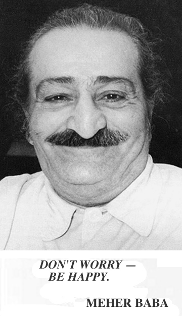 Meher Baba's quote #1