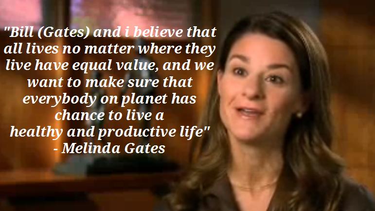 Melinda Gates's quote #8