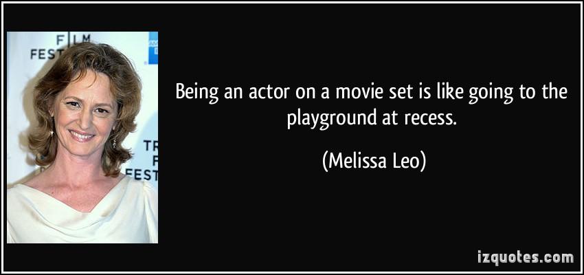 Melissa Leo's quote #4