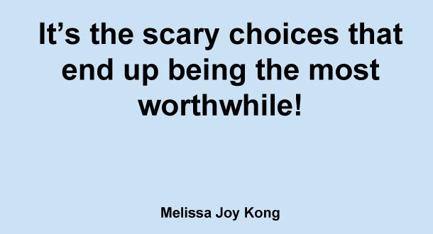 Melissa quote #2