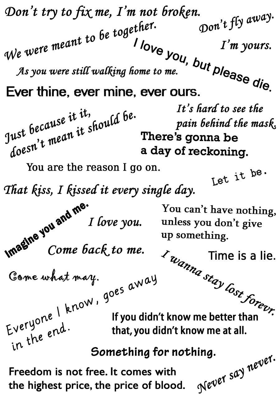 Memory quote #2