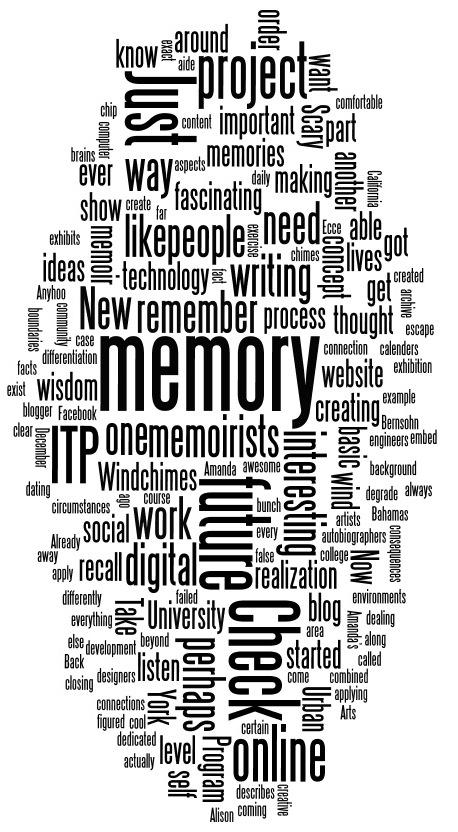 Memory quote #1