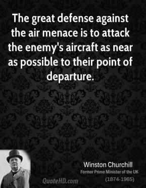 Menace quote #3