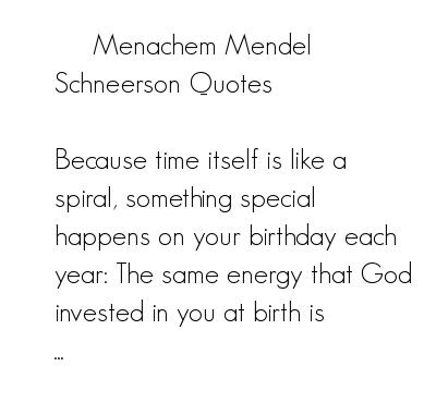 Menachem Mendel Schneerson's quote #3