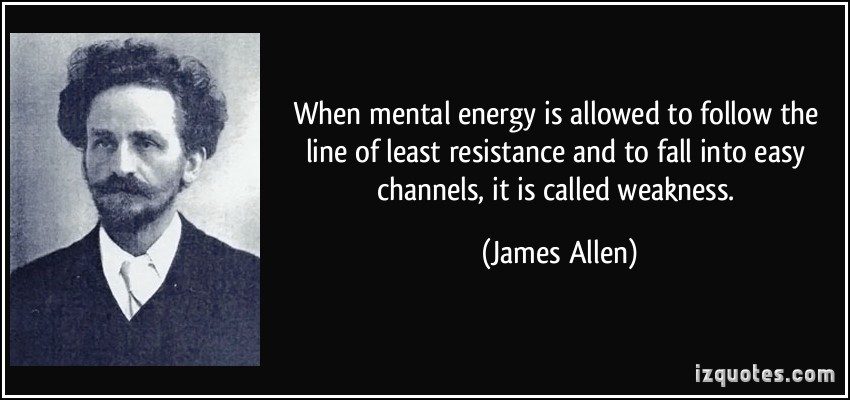 Mental Energy quote #1