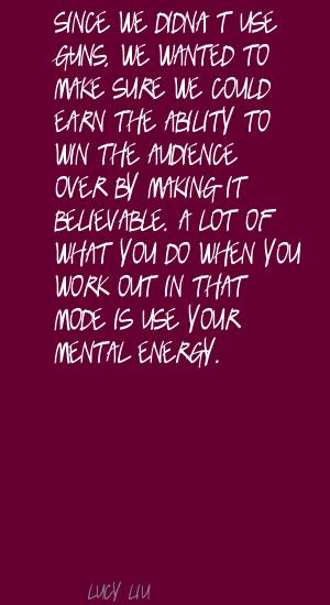 Famous Quotes About Mental Energy Sualci Quotes