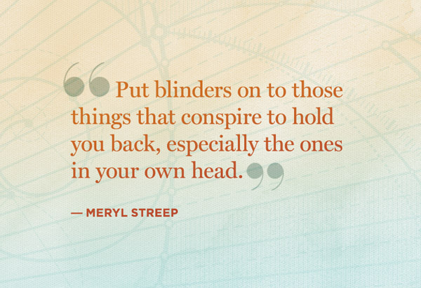 Meryl Streep quote #1