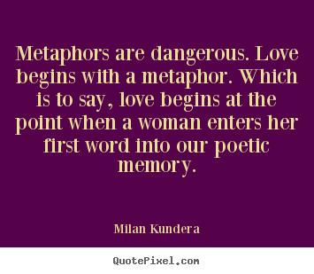 Metaphors quote #3