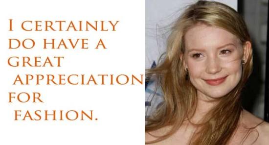 Mia Wasikowska's quote #1
