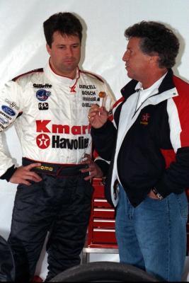 Michael Andretti's quote #2