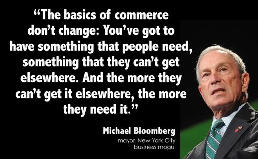 Michael Bloomberg's quote #2