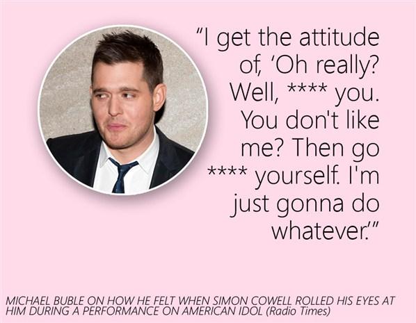 Michael Buble's quote #1